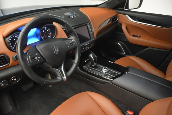 Used 2018 Maserati Levante Q4 for sale Sold at Pagani of Greenwich in Greenwich CT 06830 13