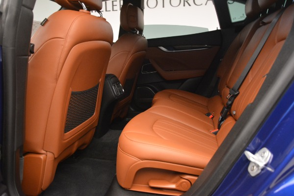 Used 2018 Maserati Levante Q4 for sale Sold at Pagani of Greenwich in Greenwich CT 06830 19