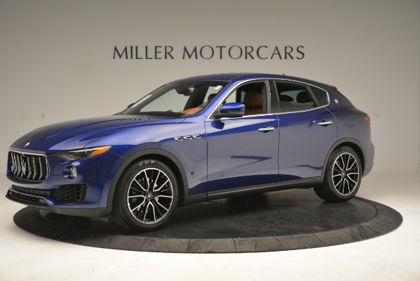 Used 2018 Maserati Levante Q4 for sale Sold at Pagani of Greenwich in Greenwich CT 06830 2