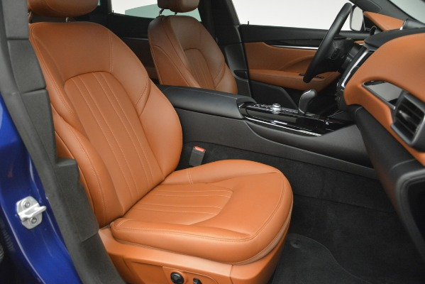 Used 2018 Maserati Levante Q4 for sale Sold at Pagani of Greenwich in Greenwich CT 06830 24