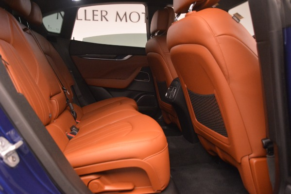 Used 2018 Maserati Levante Q4 for sale Sold at Pagani of Greenwich in Greenwich CT 06830 27