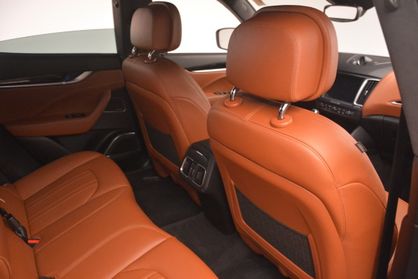 Used 2018 Maserati Levante Q4 for sale Sold at Pagani of Greenwich in Greenwich CT 06830 28