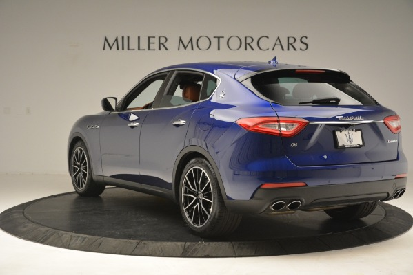 Used 2018 Maserati Levante Q4 for sale Sold at Pagani of Greenwich in Greenwich CT 06830 5