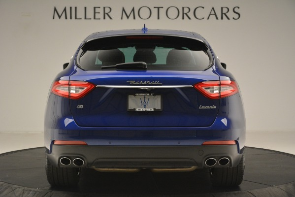 Used 2018 Maserati Levante Q4 for sale Sold at Pagani of Greenwich in Greenwich CT 06830 6