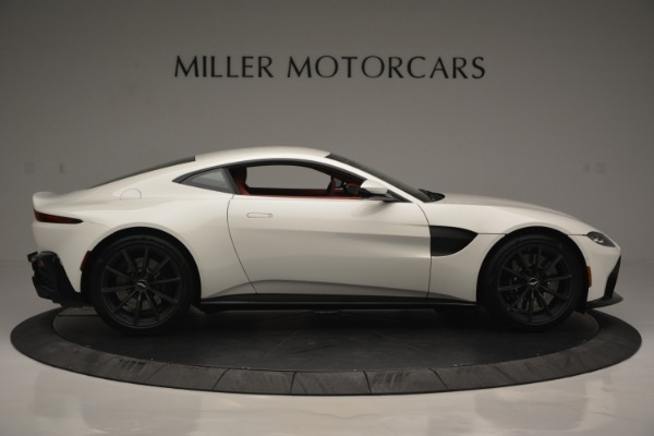 New 2019 Aston Martin Vantage for sale Sold at Pagani of Greenwich in Greenwich CT 06830 9