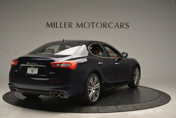 New 2019 Maserati Ghibli S Q4 for sale Sold at Pagani of Greenwich in Greenwich CT 06830 7