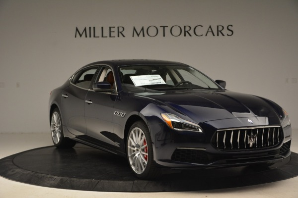 New 2019 Maserati Quattroporte S Q4 GranSport for sale Sold at Pagani of Greenwich in Greenwich CT 06830 11