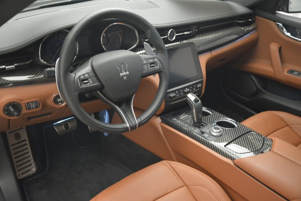 New 2019 Maserati Quattroporte S Q4 GranSport for sale Sold at Pagani of Greenwich in Greenwich CT 06830 14