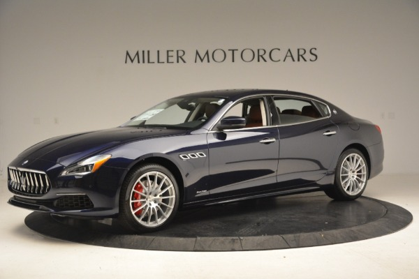 New 2019 Maserati Quattroporte S Q4 GranSport for sale Sold at Pagani of Greenwich in Greenwich CT 06830 2