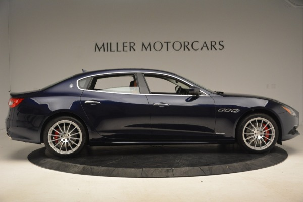 New 2019 Maserati Quattroporte S Q4 GranSport for sale Sold at Pagani of Greenwich in Greenwich CT 06830 9