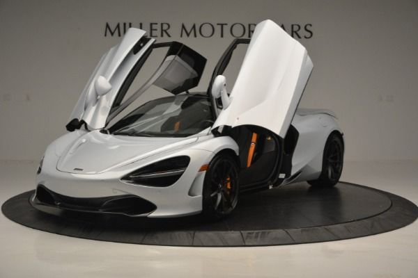 New 2019 McLaren 720S Coupe for sale Sold at Pagani of Greenwich in Greenwich CT 06830 15