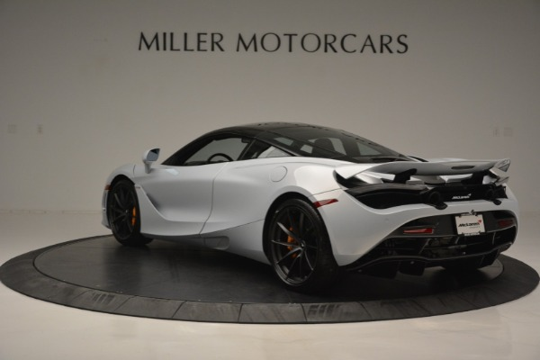 New 2019 McLaren 720S Coupe for sale Sold at Pagani of Greenwich in Greenwich CT 06830 5