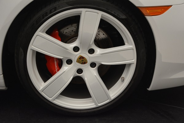Used 2017 Porsche 911 Targa 4S for sale Sold at Pagani of Greenwich in Greenwich CT 06830 24