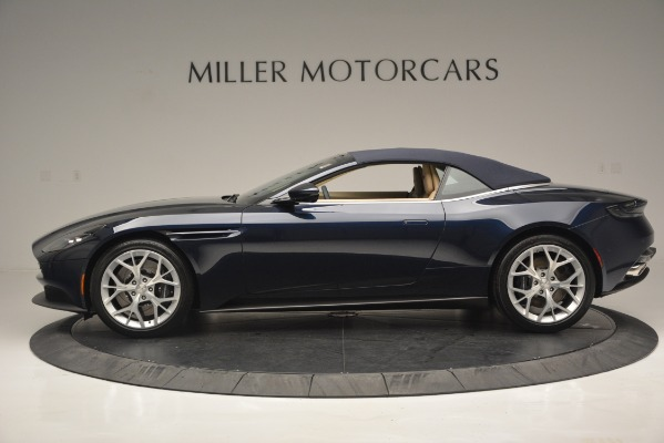 New 2019 Aston Martin DB11 Volante Volante for sale Sold at Pagani of Greenwich in Greenwich CT 06830 15