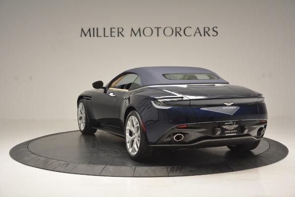 New 2019 Aston Martin DB11 Volante Volante for sale Sold at Pagani of Greenwich in Greenwich CT 06830 17