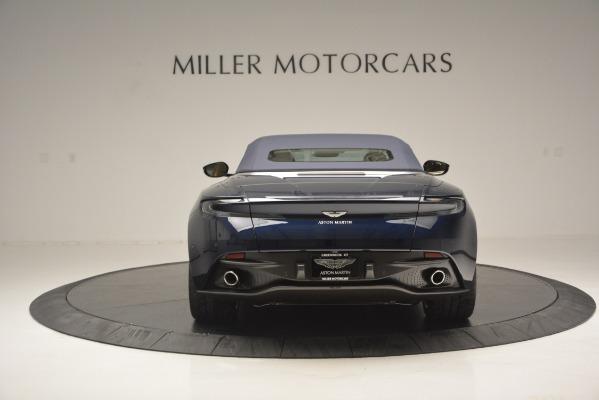 New 2019 Aston Martin DB11 Volante Volante for sale Sold at Pagani of Greenwich in Greenwich CT 06830 18
