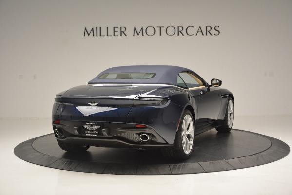New 2019 Aston Martin DB11 Volante Volante for sale Sold at Pagani of Greenwich in Greenwich CT 06830 19
