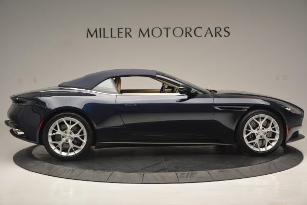 New 2019 Aston Martin DB11 Volante Volante for sale Sold at Pagani of Greenwich in Greenwich CT 06830 20