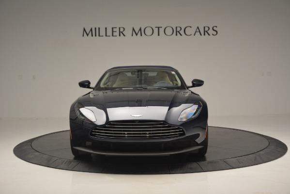 New 2019 Aston Martin DB11 Volante Volante for sale Sold at Pagani of Greenwich in Greenwich CT 06830 23