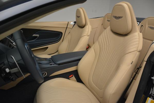 New 2019 Aston Martin DB11 Volante Volante for sale Sold at Pagani of Greenwich in Greenwich CT 06830 26