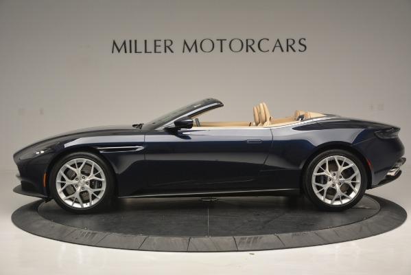 New 2019 Aston Martin DB11 Volante Volante for sale Sold at Pagani of Greenwich in Greenwich CT 06830 3