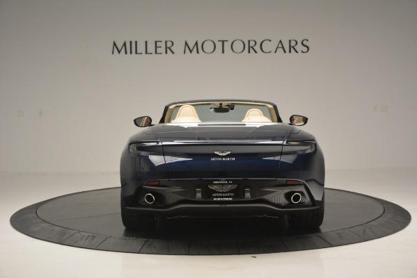 New 2019 Aston Martin DB11 Volante Volante for sale Sold at Pagani of Greenwich in Greenwich CT 06830 6