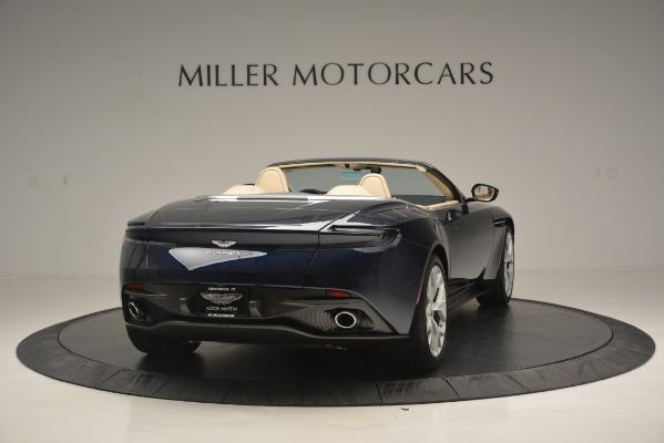 New 2019 Aston Martin DB11 Volante Volante for sale Sold at Pagani of Greenwich in Greenwich CT 06830 7