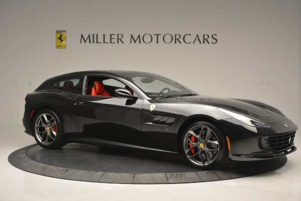 Used 2018 Ferrari GTC4LussoT V8 for sale Sold at Pagani of Greenwich in Greenwich CT 06830 10