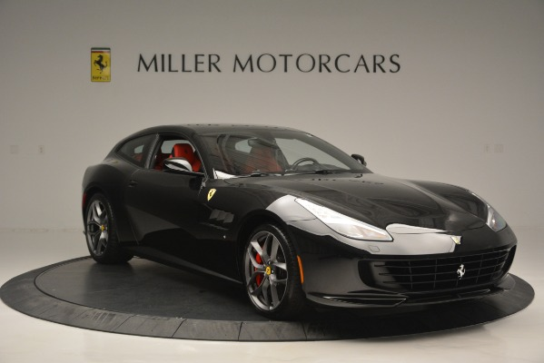 Used 2018 Ferrari GTC4LussoT V8 for sale Sold at Pagani of Greenwich in Greenwich CT 06830 11
