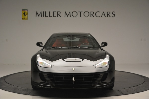 Used 2018 Ferrari GTC4LussoT V8 for sale Sold at Pagani of Greenwich in Greenwich CT 06830 12