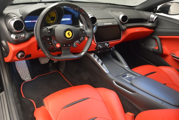 Used 2018 Ferrari GTC4LussoT V8 for sale Sold at Pagani of Greenwich in Greenwich CT 06830 14