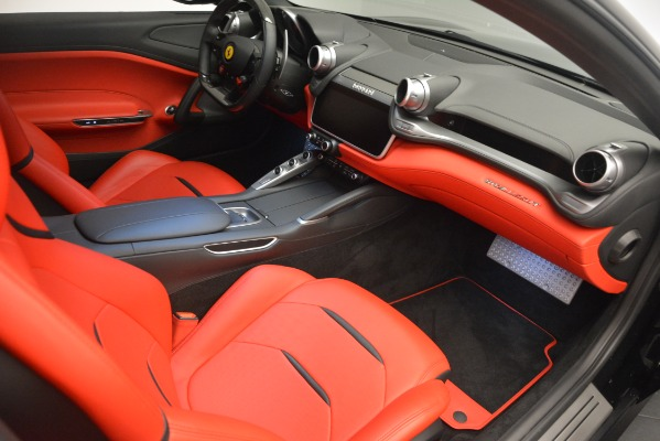 Used 2018 Ferrari GTC4LussoT V8 for sale Sold at Pagani of Greenwich in Greenwich CT 06830 19