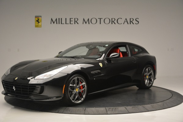 Used 2018 Ferrari GTC4LussoT V8 for sale Sold at Pagani of Greenwich in Greenwich CT 06830 2