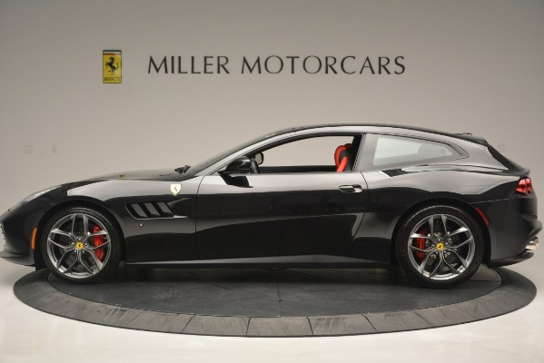 Used 2018 Ferrari GTC4LussoT V8 for sale Sold at Pagani of Greenwich in Greenwich CT 06830 3
