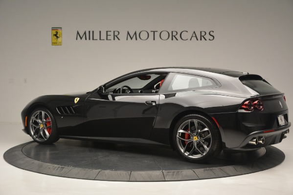 Used 2018 Ferrari GTC4LussoT V8 for sale Sold at Pagani of Greenwich in Greenwich CT 06830 4