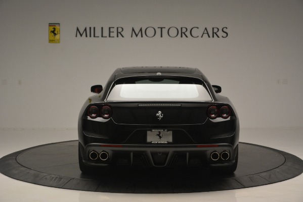 Used 2018 Ferrari GTC4LussoT V8 for sale Sold at Pagani of Greenwich in Greenwich CT 06830 6