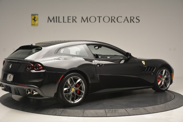Used 2018 Ferrari GTC4LussoT V8 for sale Sold at Pagani of Greenwich in Greenwich CT 06830 8