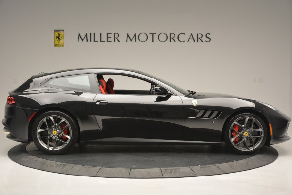 Used 2018 Ferrari GTC4LussoT V8 for sale Sold at Pagani of Greenwich in Greenwich CT 06830 9