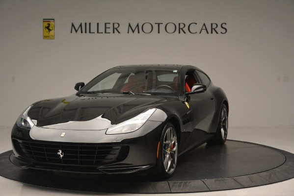 Used 2018 Ferrari GTC4LussoT V8 for sale Sold at Pagani of Greenwich in Greenwich CT 06830 1