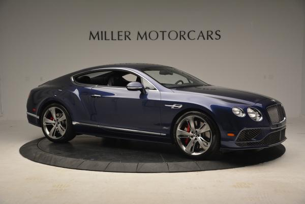 Used 2016 Bentley Continental GT Speed GT Speed for sale Sold at Pagani of Greenwich in Greenwich CT 06830 10
