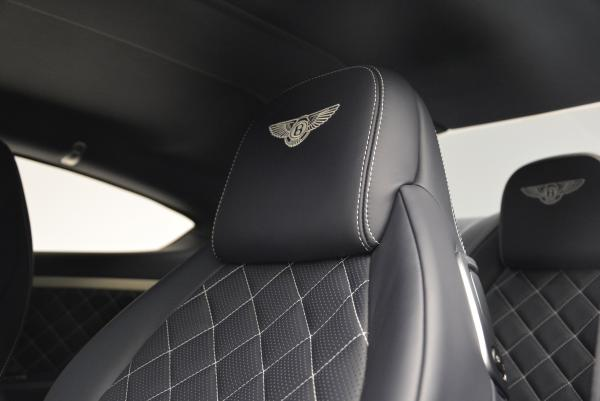 Used 2016 Bentley Continental GT Speed GT Speed for sale Sold at Pagani of Greenwich in Greenwich CT 06830 24