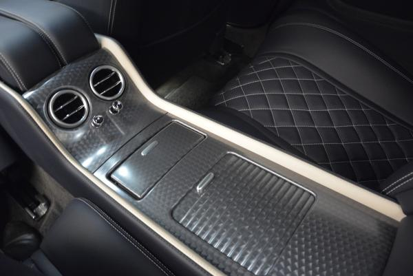 Used 2016 Bentley Continental GT Speed GT Speed for sale Sold at Pagani of Greenwich in Greenwich CT 06830 27
