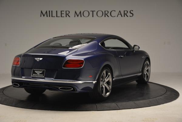 Used 2016 Bentley Continental GT Speed GT Speed for sale Sold at Pagani of Greenwich in Greenwich CT 06830 7