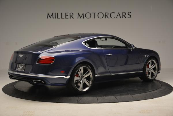 Used 2016 Bentley Continental GT Speed GT Speed for sale Sold at Pagani of Greenwich in Greenwich CT 06830 8