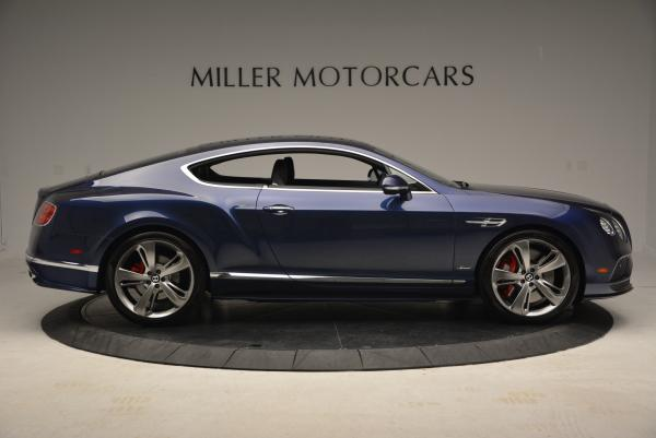 Used 2016 Bentley Continental GT Speed GT Speed for sale Sold at Pagani of Greenwich in Greenwich CT 06830 9