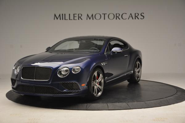Used 2016 Bentley Continental GT Speed GT Speed for sale Sold at Pagani of Greenwich in Greenwich CT 06830 1