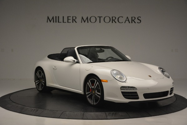 Used 2011 Porsche 911 Carrera 4S for sale Sold at Pagani of Greenwich in Greenwich CT 06830 12