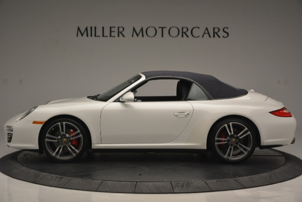 Used 2011 Porsche 911 Carrera 4S for sale Sold at Pagani of Greenwich in Greenwich CT 06830 14