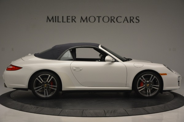 Used 2011 Porsche 911 Carrera 4S for sale Sold at Pagani of Greenwich in Greenwich CT 06830 15