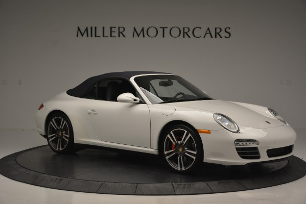 Used 2011 Porsche 911 Carrera 4S for sale Sold at Pagani of Greenwich in Greenwich CT 06830 16